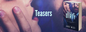 Teach Me Dirty Teasers