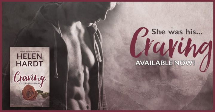 Craving available now banner