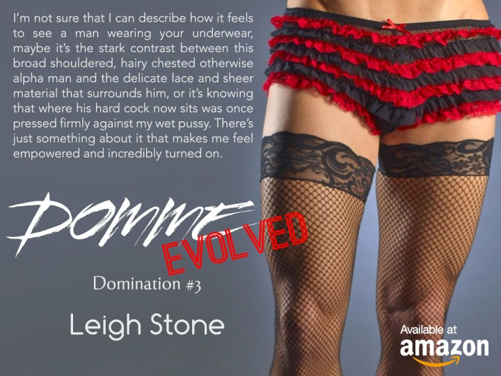 Domme Evolved -stockings
