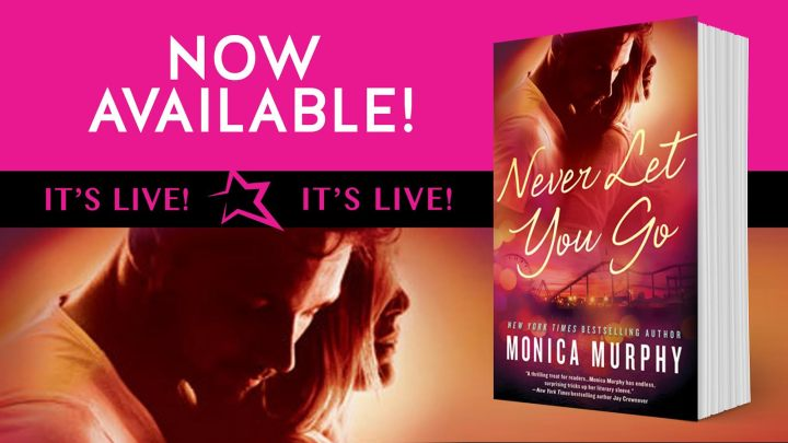 never let you go now available