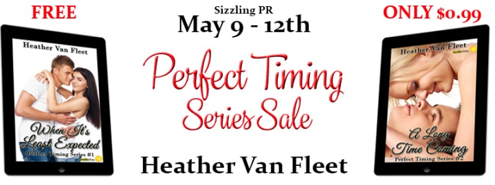 Perfect Timing Series Graphic