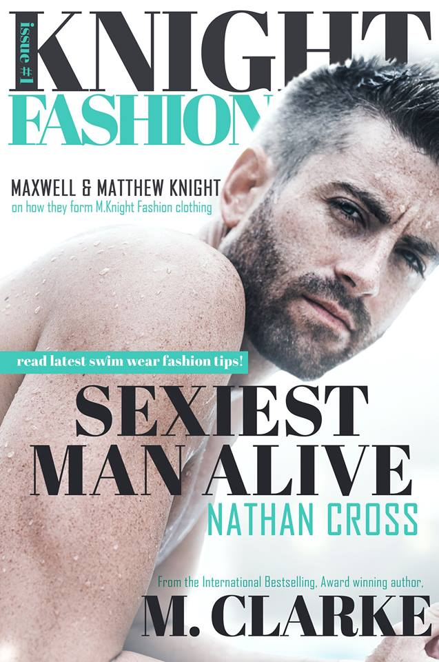 sexiest man alive cover