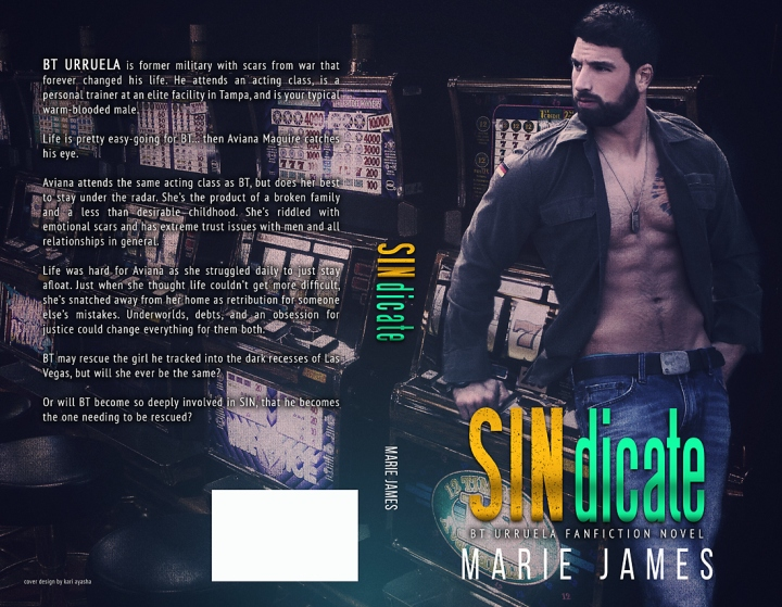 SINdicate Full Jacket