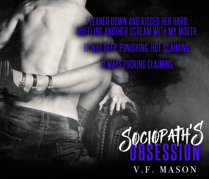Sociopaths Obession -Teaser2