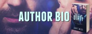 Teach Me Dirty  author bio