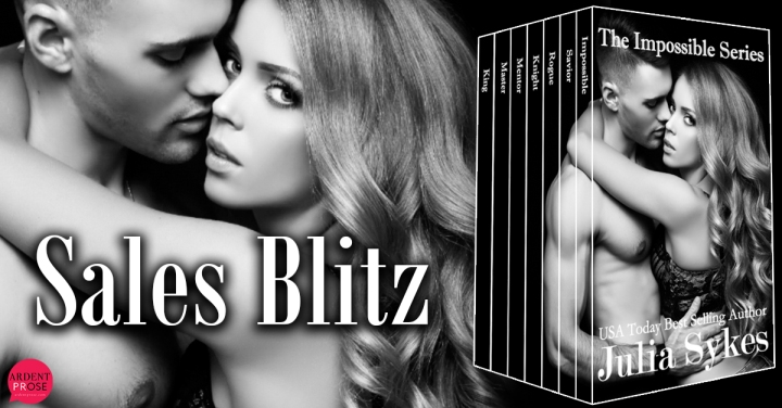 The Impossible Series Box Set vsales blitz