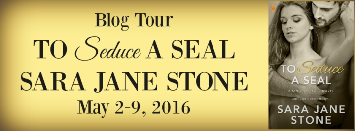 To Seduce A Seal Blog Tour