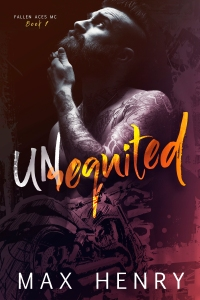 Unrequited Cover