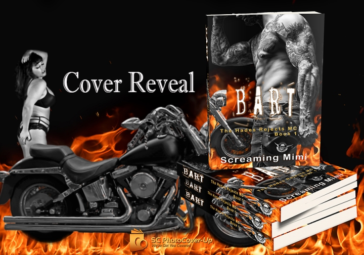 Bart Cover Reveal Banner
