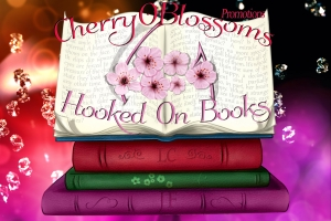 CherryO Bloosoms & Hook On Books