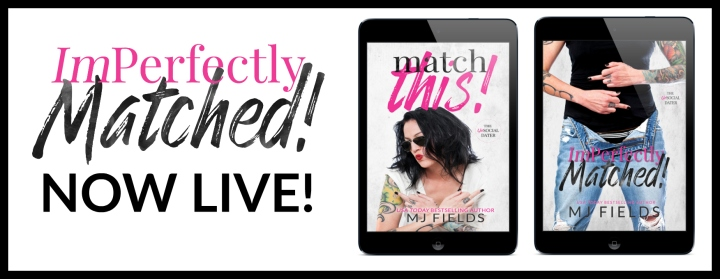 Imperfectly Matched-NOW LIVE-BANNER