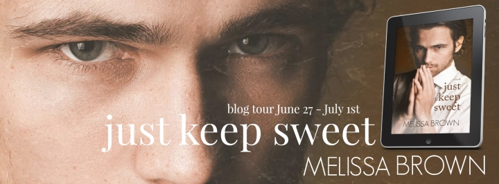 Just Keep Sweet  Blog Tour Banner