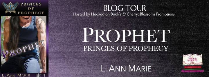 Prophet blog Tour