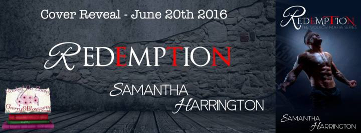Redemption Cover Reveal Banner