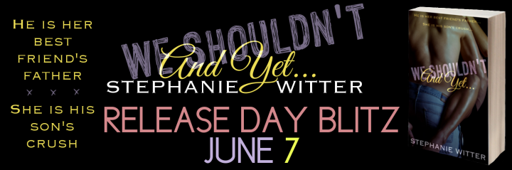 Release Day blitz June 7 WESAY