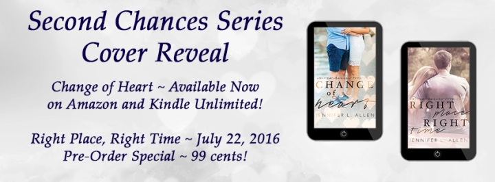 Second Chances series Cover Reveal