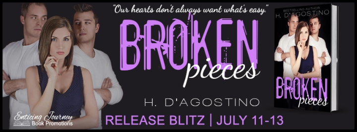 Broken Pieces Banner