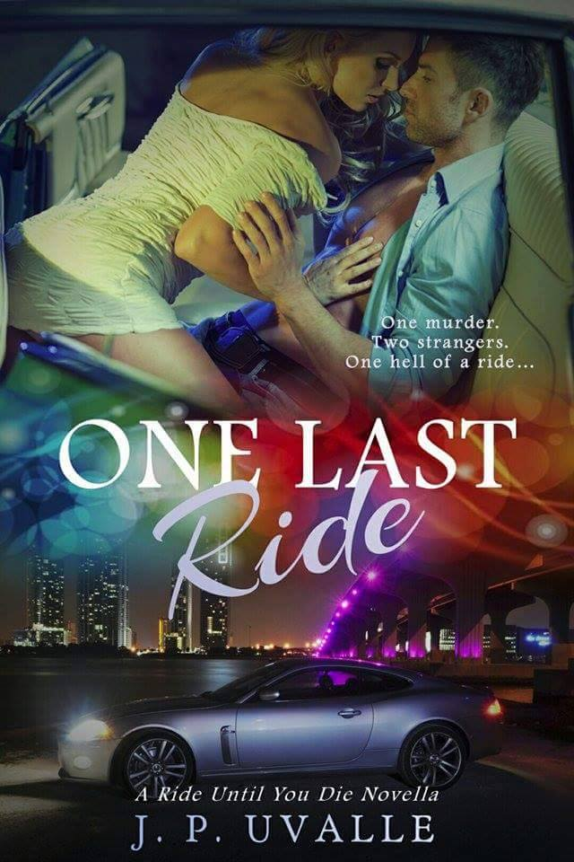 One Last Ride Cover