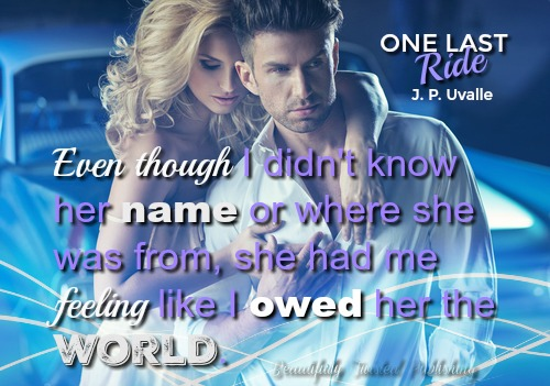 ONE LAST Ride - Teaser3