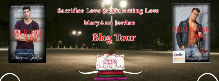 Sacrifice Love & Protecting Love Blog Tour banner