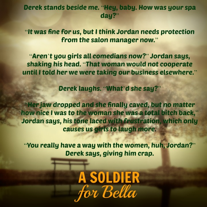 A Soldier For Bella t2