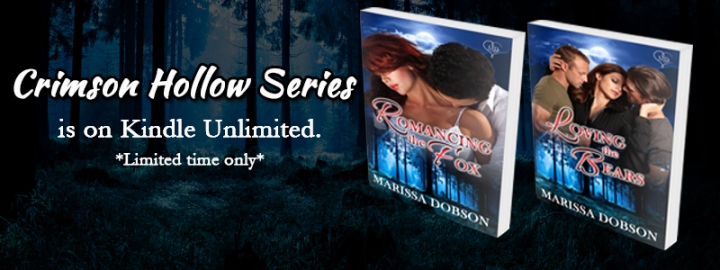 Crimson Hollow Series KU