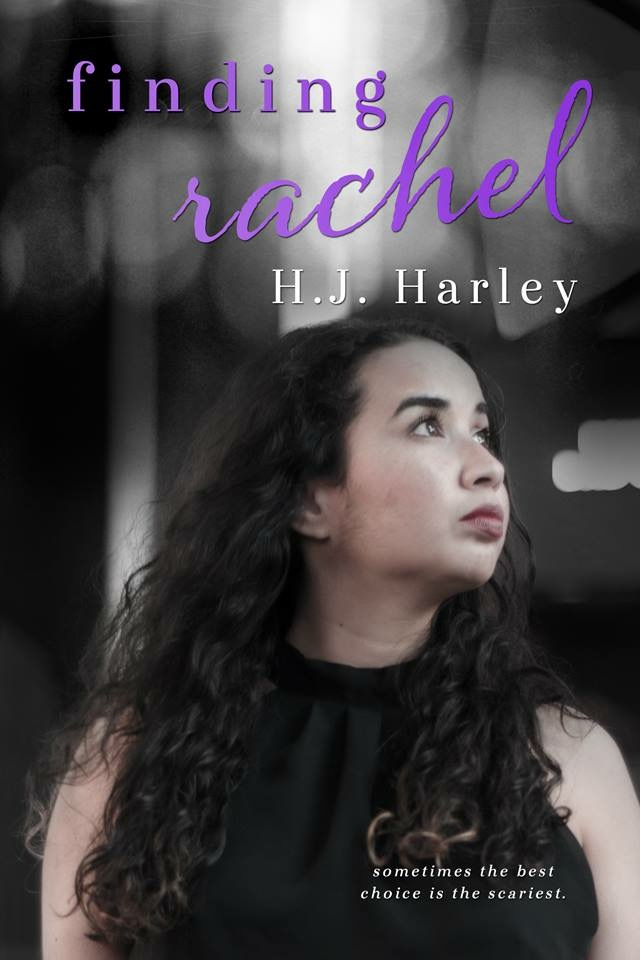 Finding Rachel cover
