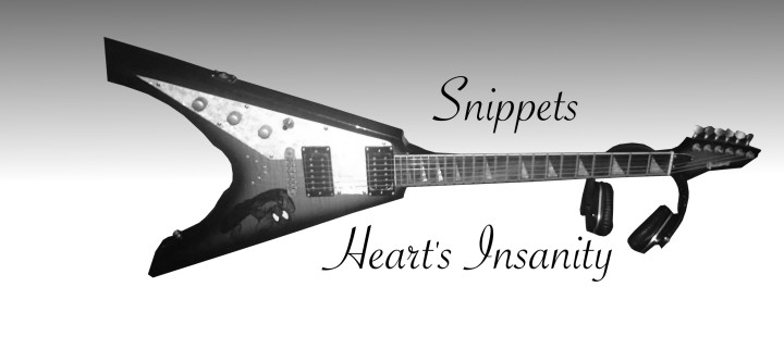 Heart's Insanity MEDIA KIT SNIPPETS