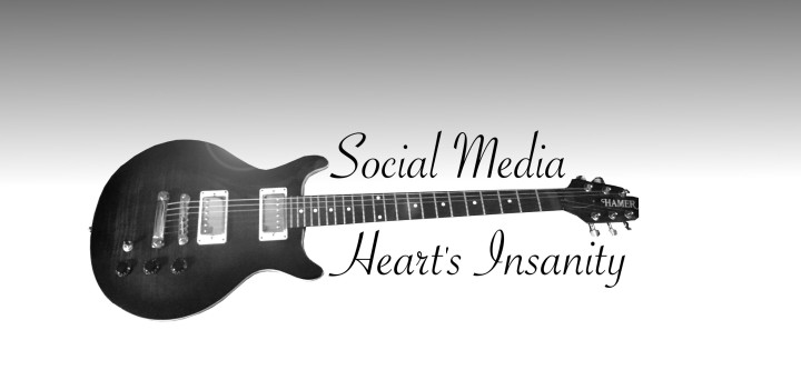 Heart's Insanity MEDIA KIT SOCIAL