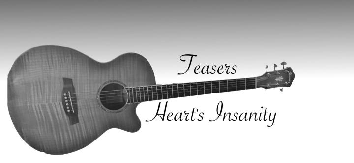 Heart's Insanity MEDIA KIT TEASERS