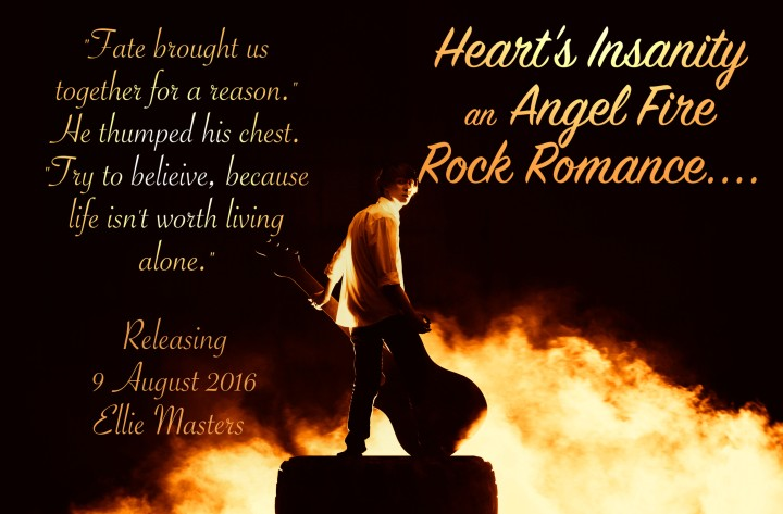 Heart's Insanity Teaser EIGHT