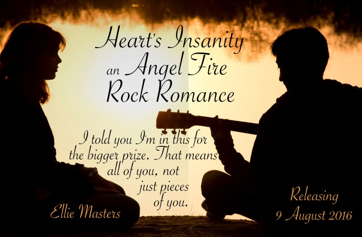 Heart's Insanity Teaser SIX