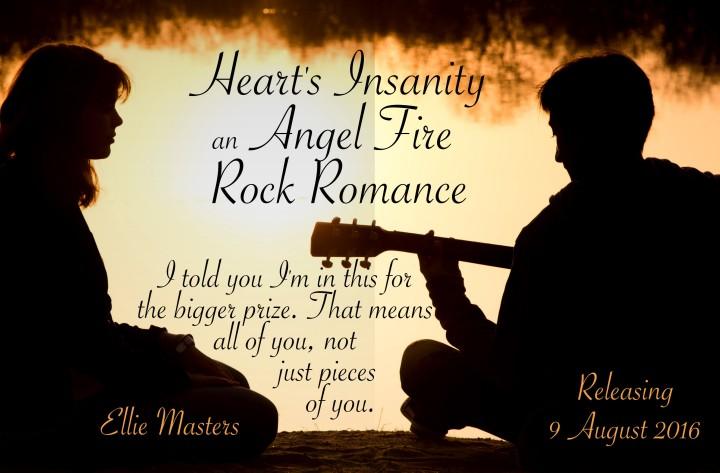 Heart's Insanity Teaser SIX