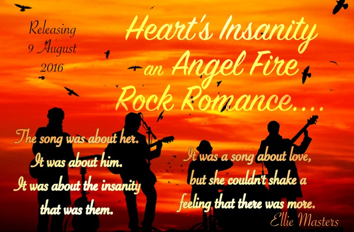 Heart's Insanity Teaser THREE B