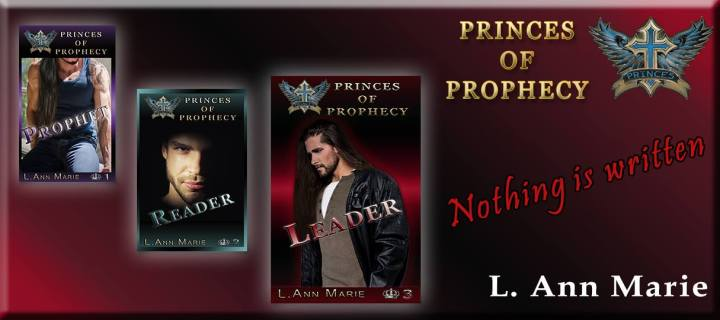Princes Of Prophecy Series