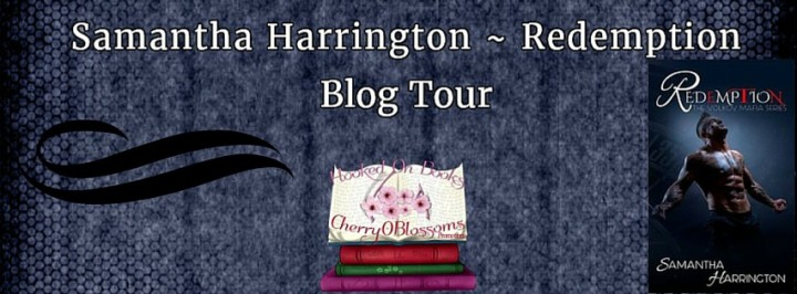 Redemption Blog Tour Banner
