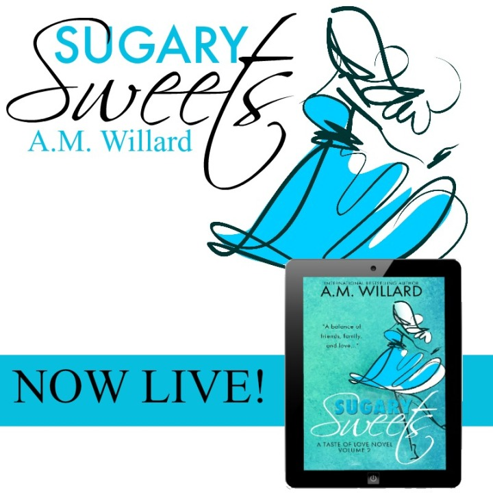 Sugary Sweets Now Live