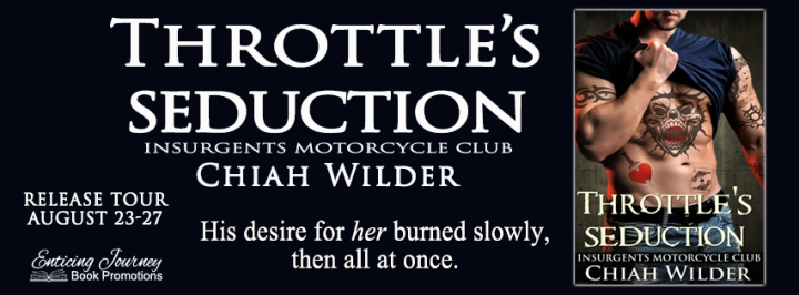Throttles Seduction Banner