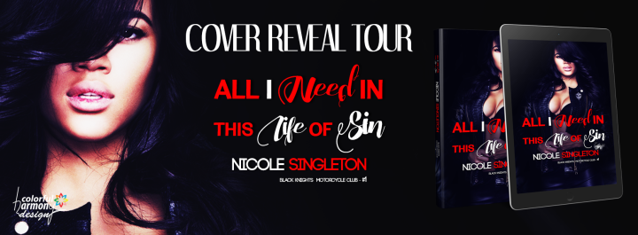 All I Need In This Life Of Sin Cover reveal banner