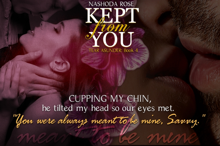 Kept From You - Teaser 1