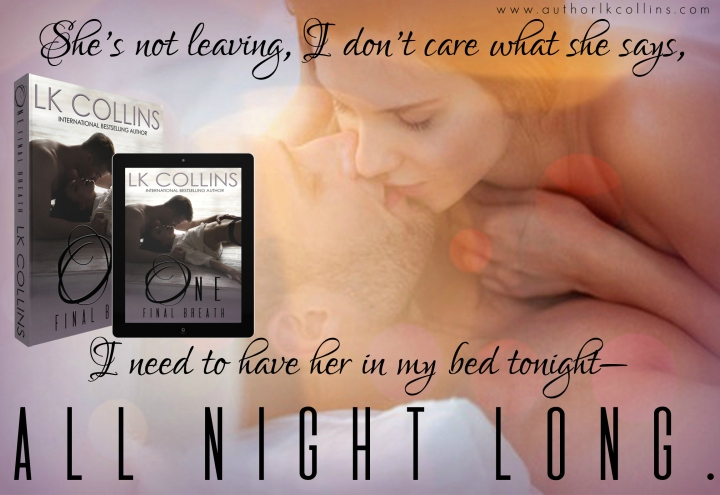 One Final Breath All Night Teaser OFB