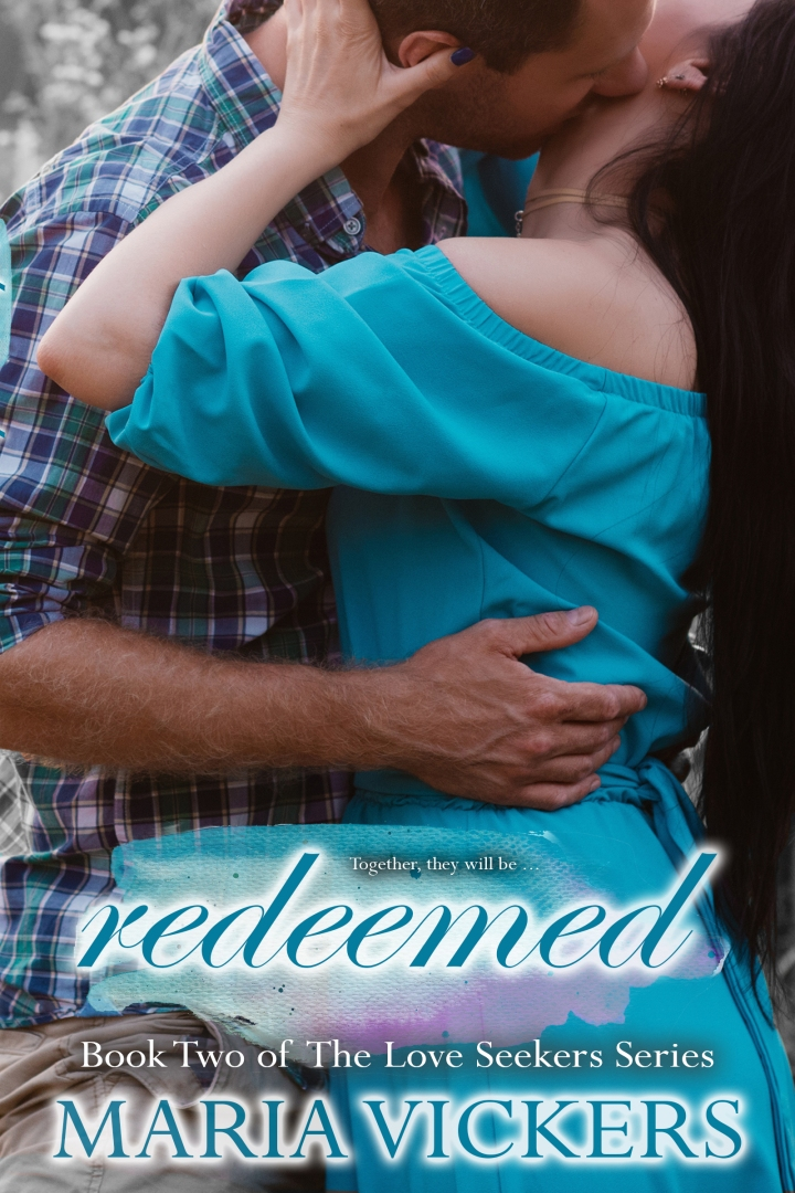 Redeemed Maria Vickers E-Cover