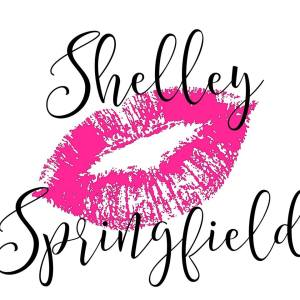 Shelley Springfield pink logo