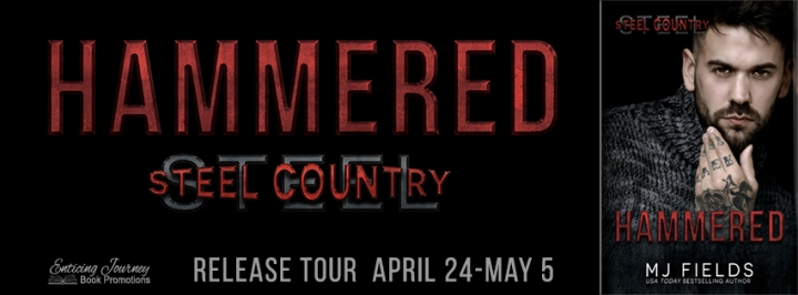hammered release tour banner