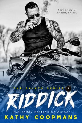 Riddick Cover