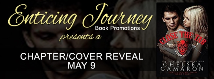 Close The Tab Chapter -Cover Reveal