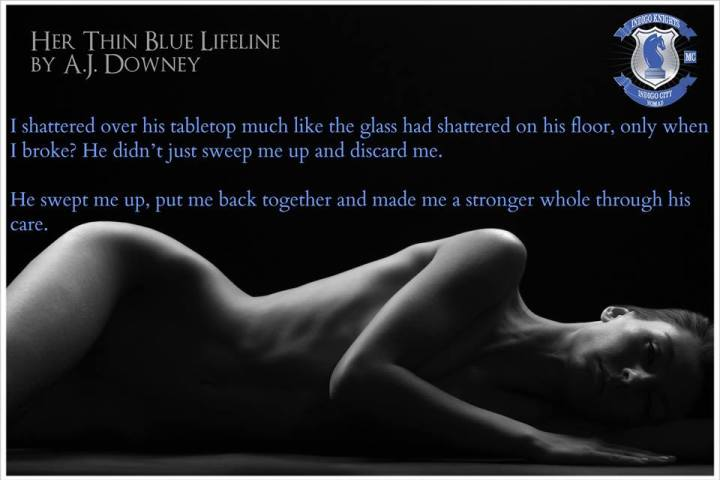 Her Thin Blue Lifeline 1
