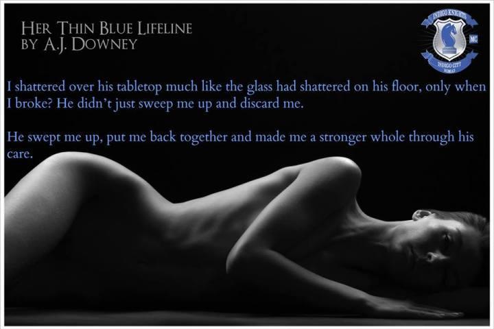 Her Thin Blue Lifeline 1