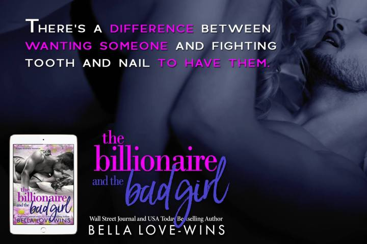 The Billionaire And the Bad Girl t3