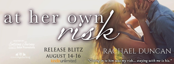 At Her Own Risk Banner